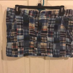 Patchwork American Eagle skirt size 8